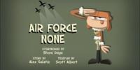 Air Force None
