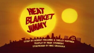 Heatblanketjimmy