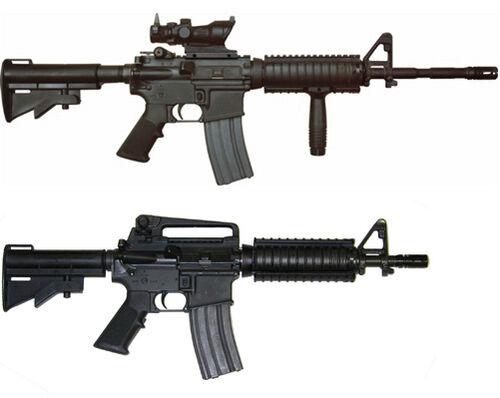 M4A1-CQBR