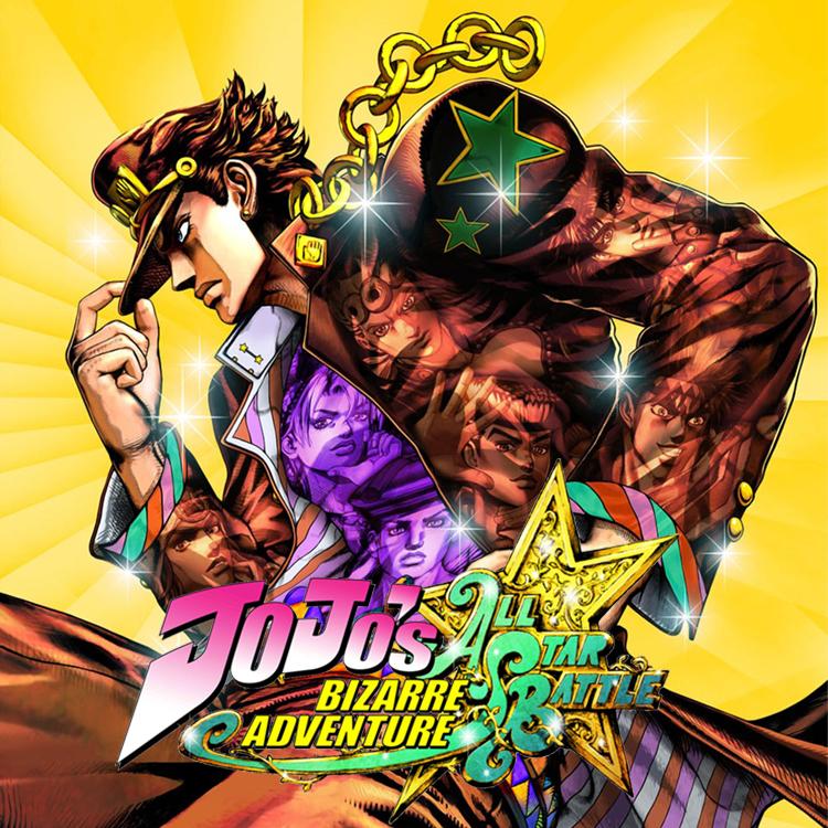 JoJo's Bizarre Adventure: All-Star Battle OST
