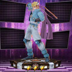 3-star Statue