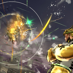 DIO attacking within stopped time, <i>EoH</i>