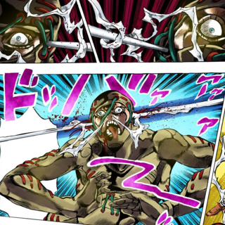 Secco's eardrums being destroyed