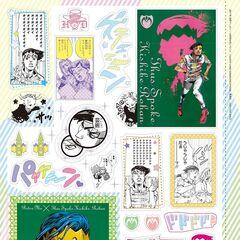 Bessatsu Margaret Sticker Set