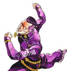 Illustration of Okuyasu