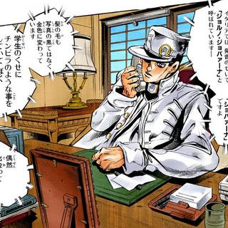 Speaking with Koichi