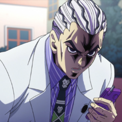 Kira apologizes to his boss for being late.