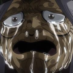 Enya crying