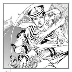 The illustration found in Volume 6