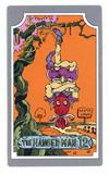 JoJo Tarot 12 - The Hanged Man