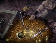Judgment treasure