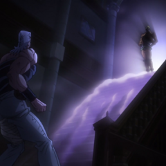 Polnareff once again crosses paths with <a href=