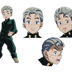 Key art of Koichi for the <a href=