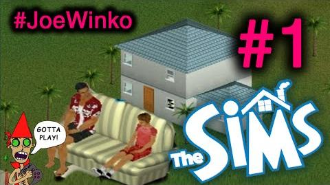 Let's Play The Sims 1 Complete Collection - Part 1 Moving Day - Joe Winko & Romario