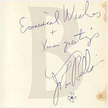 Saint Fidgeta and Other Parodies autograph 003