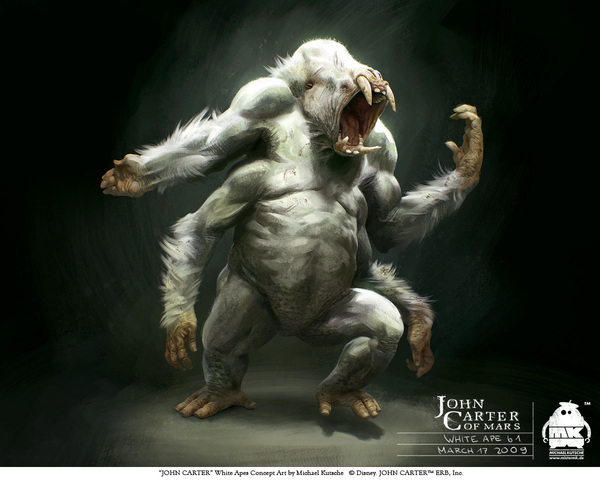 File:Barsoomian white ape.jpg