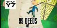 99 Deeds of Johnny Test