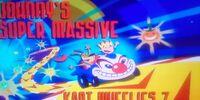 Johnny's Super Massive Kart Wheelies 7