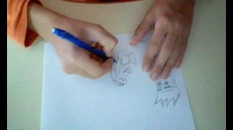 How to Draw Johnny Test For helena9206