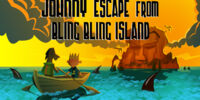Johnny Escape From Bling Bling Island