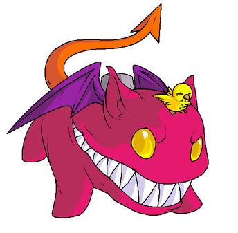 Ultimate chimera by meganii
