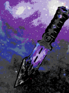 Dark Matter Tactical Knife
