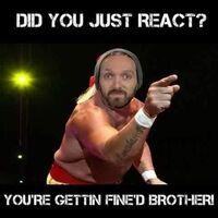 You're Getting Fined Brother