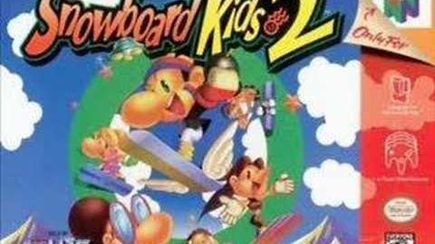 Snowboard Kids 2 music - Jingle Town-1
