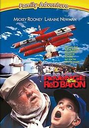 220px-Poster of Revenge of the Red Baron
