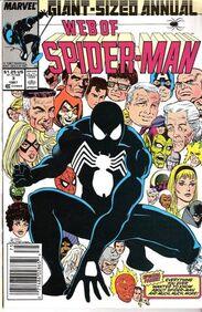Web of Spider-Man Annual Vol 1 3