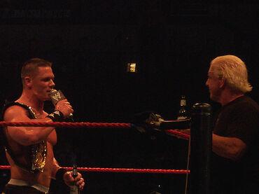 John Cena & Ric Flair
