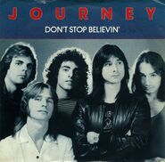 Journey Don't Stop Believin' & Natural Thing Cover