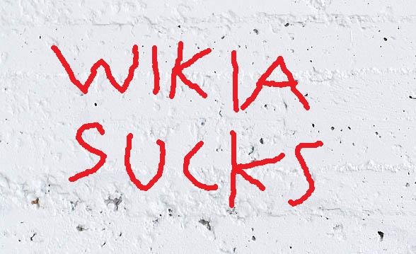 File:Wikia sucks graffiti.jpg