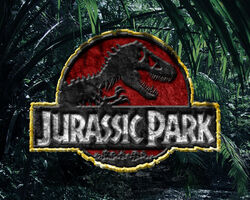 Jurassic Park Logo Ten tails