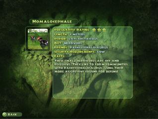 Homalocephale Dinopedia