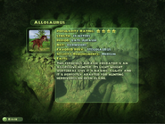 Allosaurus Dinopedia