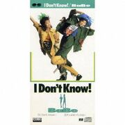 I don't know 2