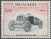 Monaco 1967 Automobiles m