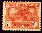 Portugal 1925 Birth Centenary of Camilo Castelo Branco a