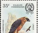 Swaziland 1983 WWF Bearded Vulture