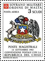 Sovereign Military Order of Malta 1986 Agreements Concluded by The Postal g