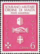 Sovereign Military Order of Malta 1966 Different subjects c