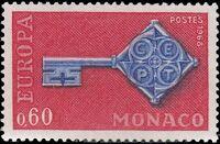 Monaco 1968 Europa b
