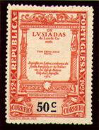 Portugal 1924 400th Birth Anniversary of Camões p