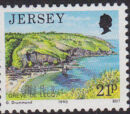 Jersey 1990 Views of Jersey (2nd Group)