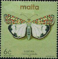 Malta 2002 Butterflies and Moths b