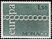 Monaco 1971 Europa c