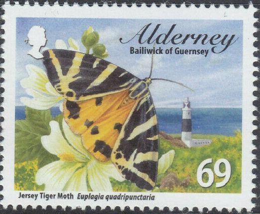 Alderney 2012 Alderney Tiger Moths e