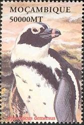 Mozambique 2002 Sea Birds of the World r