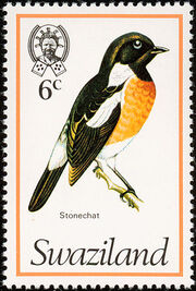 Swaziland 1976 Birds f